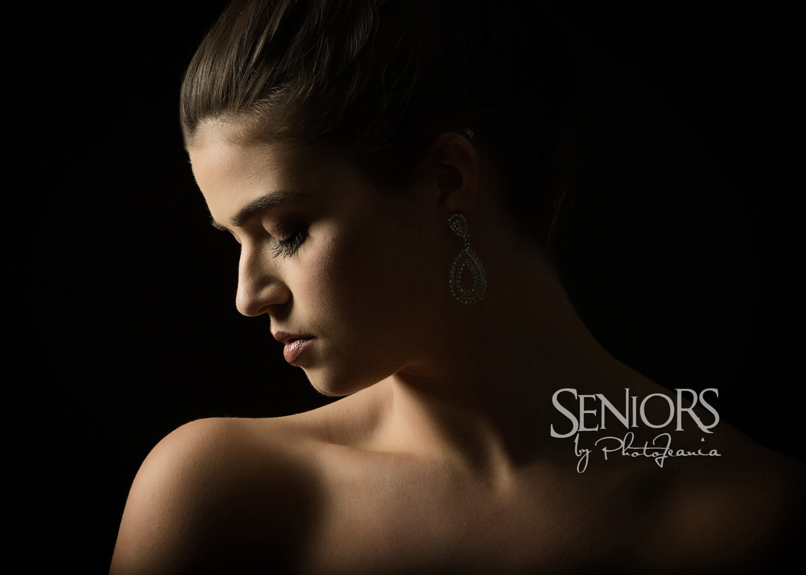 Beauty Senior Headshot Ideas